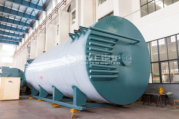 7 million kcal YQW gas fired thermal oil heater