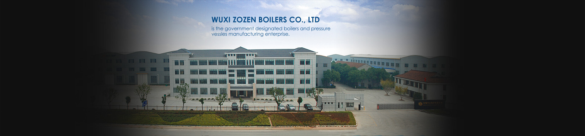 Wuxi Zozen Boilers Co., Ltd .