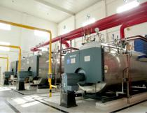 ASME Certified Packaged Horizontal Gas Fired Steam Boiler