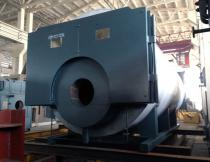20T Gas Fired Steam Boiler for Central Heating Industry