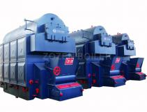 6T Packaged Coal Fired Steam Boiler