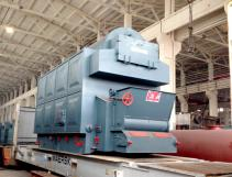 Horizontal Packaged Coal Steam Boiler