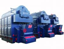 4.2MW Horizontal Chain Grate Coal Fired Hot Water Boiler