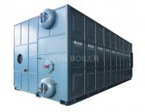 SZS Diesel Fired Water Tube Assembled Steam Boiler