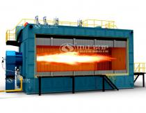 ZOZEN SZS Gas Fired Condesning Steam Boiler