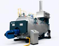 WNS Oil Fired Hot Water Boiler