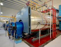 4.2MW Gas Fired Hot Water Boiler
