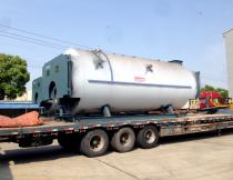 10.5MW Gas Fired Condensing Hot Water Boiler