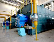 SZS Oil Fired Hot Water Boiler