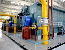 Diesel Condensing Hot Water Boiler