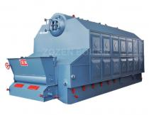 Packaged Double Drum Coal Steam Boiler