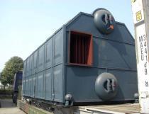 10T SZL Coal Fired Steam Boiler