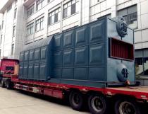 15T Assembled Coal Fired Steam Boiler