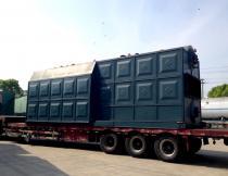 20T Assembled Coal Steam Boiler