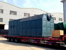 25T SZL Coal Fired Steam Boiler