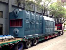 25T/H Coal Fired Steam Boiler
