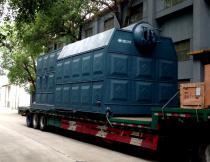 30T/H Chain Grate Coal Steam Boiler