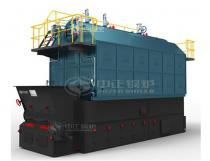 4.2MW Coal Fired Hot Water Boiler