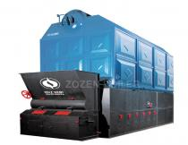 14MW Coal Fired Hot Water Boiler