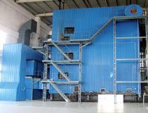 25T/H CFB Coal Fired Steam Boiler