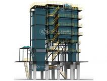 40T/H SHL Coal Fired Steam Boiler