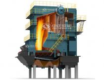 65T/H SHL Coal Fired Steam Boiler
