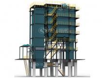 75T/H SHL Coal Fired Steam Boiler