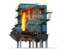 46MW SHL Coal Fired Hot Water Boiler