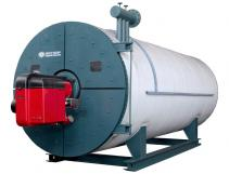 2.8MW Gas Fired Hot Oil Boiler