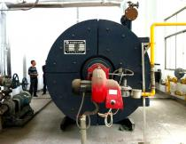 4600KW Oil Fired Thermal Fluid Heater