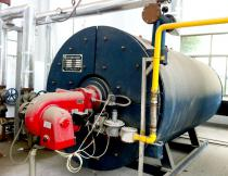 6MW Gas Fired Thermic Fluid Boiler
