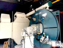 8200KW Diesel Fired Thermal Fluid Heater