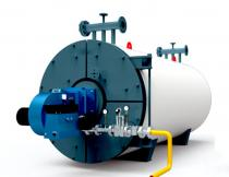 1.8MW Gas Fired Thermal Oil Heater