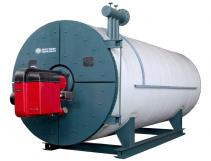 1400KW Gas Fired Hot Oil Heater