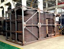 4.6MW Coal Fired Hot Oil Boiler