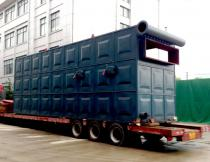9.4MW Coal Fired Thermal Fluid Heater