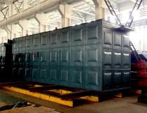 10.5MW Coal Fired Hot Oil Boiler