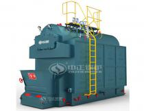 Biomass Pellet Fired Steam Boiler