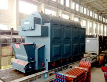 Wood Pellets Fired Steam Boiler