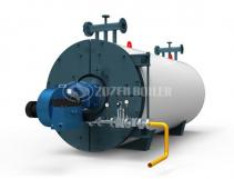YQ(Y)W Series Industrial Gas / Oil Fired Horizontal Thermal Fluid Heater