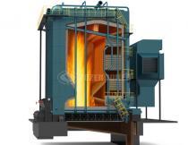 DHL series biomass fired steam boiler