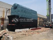 5 Ton Coal Fired Steam Boiler for Dehydrator