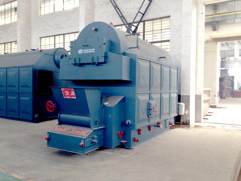 6T Packaged Coal Fired Steam Boiler