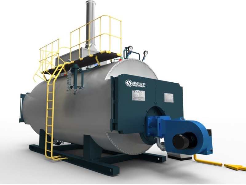ZOZEN WNS gas/oil fired hot water boilers are coming with very high ...