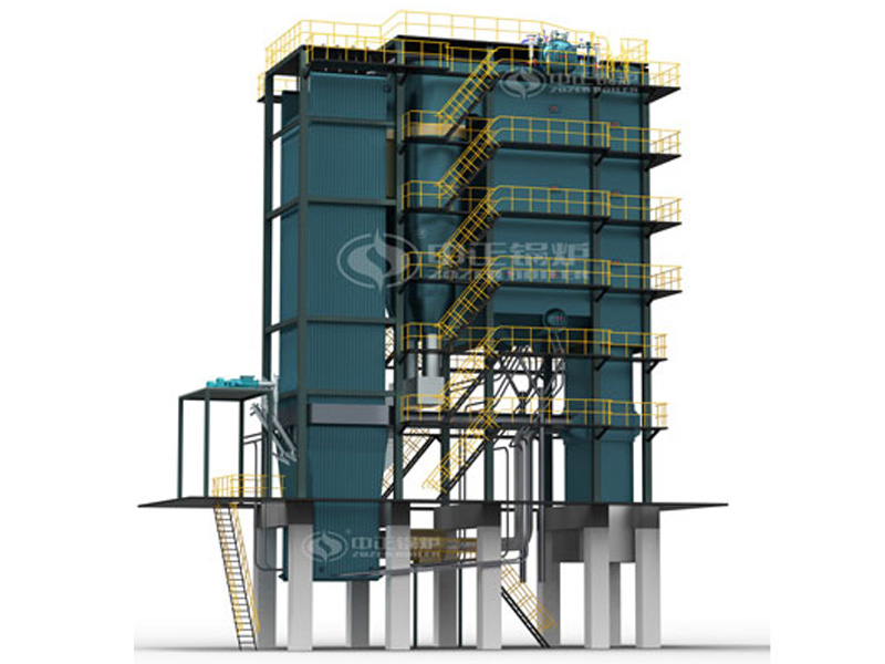 SHL Coal Fired Bulk Steam Boiler