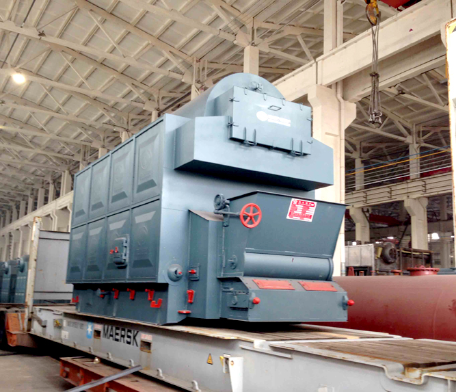 6T/H Palm Fired Steam Boiler