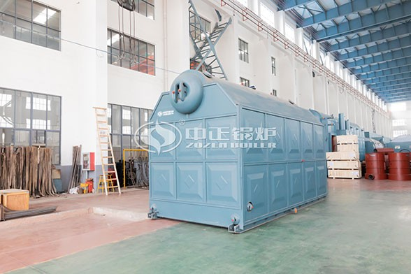 4MW Wood Fired Biomass Power Boiler