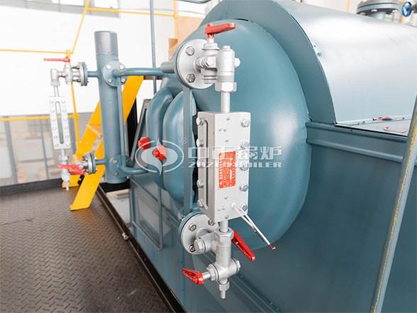 4MW Wood Fired Biomass Power Boiler